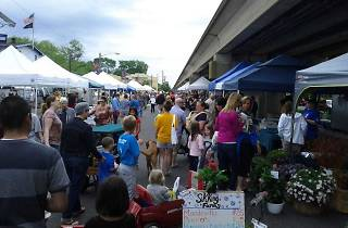 Collingswood Farmers Market is a great place to buy Jersey tomatoes in the summer.
