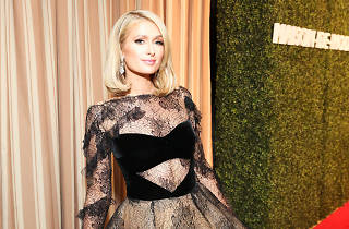 Paris Hilton on music and why she only dances with closed fists now