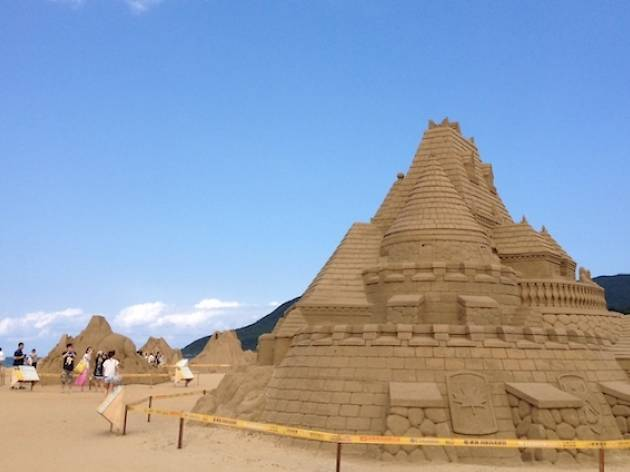 Fulong Sand Sculpting Art Festival