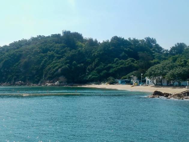 Kwun Yam Beach