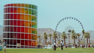 Coachella Music Festival, 2018