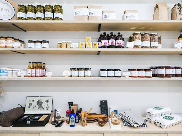 The General Eatery and Supplies