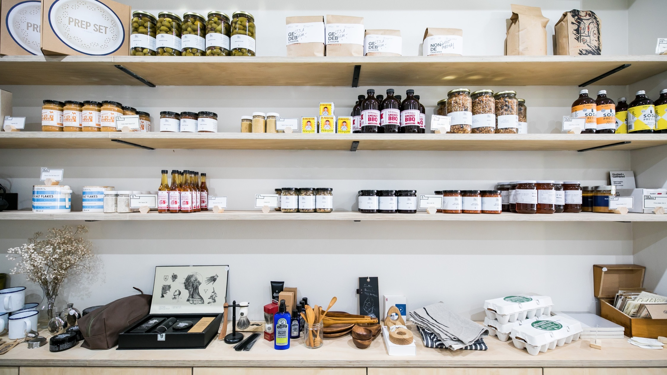 Supplies at The General Eatery Dulwich Hill