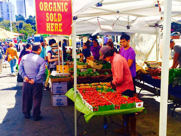 Fillmore Farmers' Market