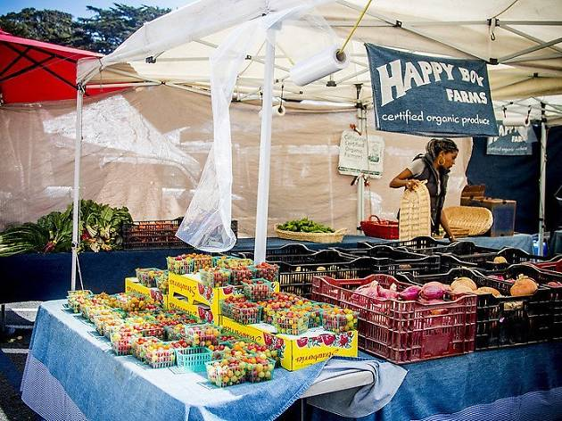 Fort Mason Farmers' Market