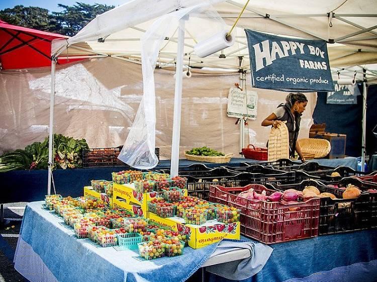 Fort Mason Farmers' Market