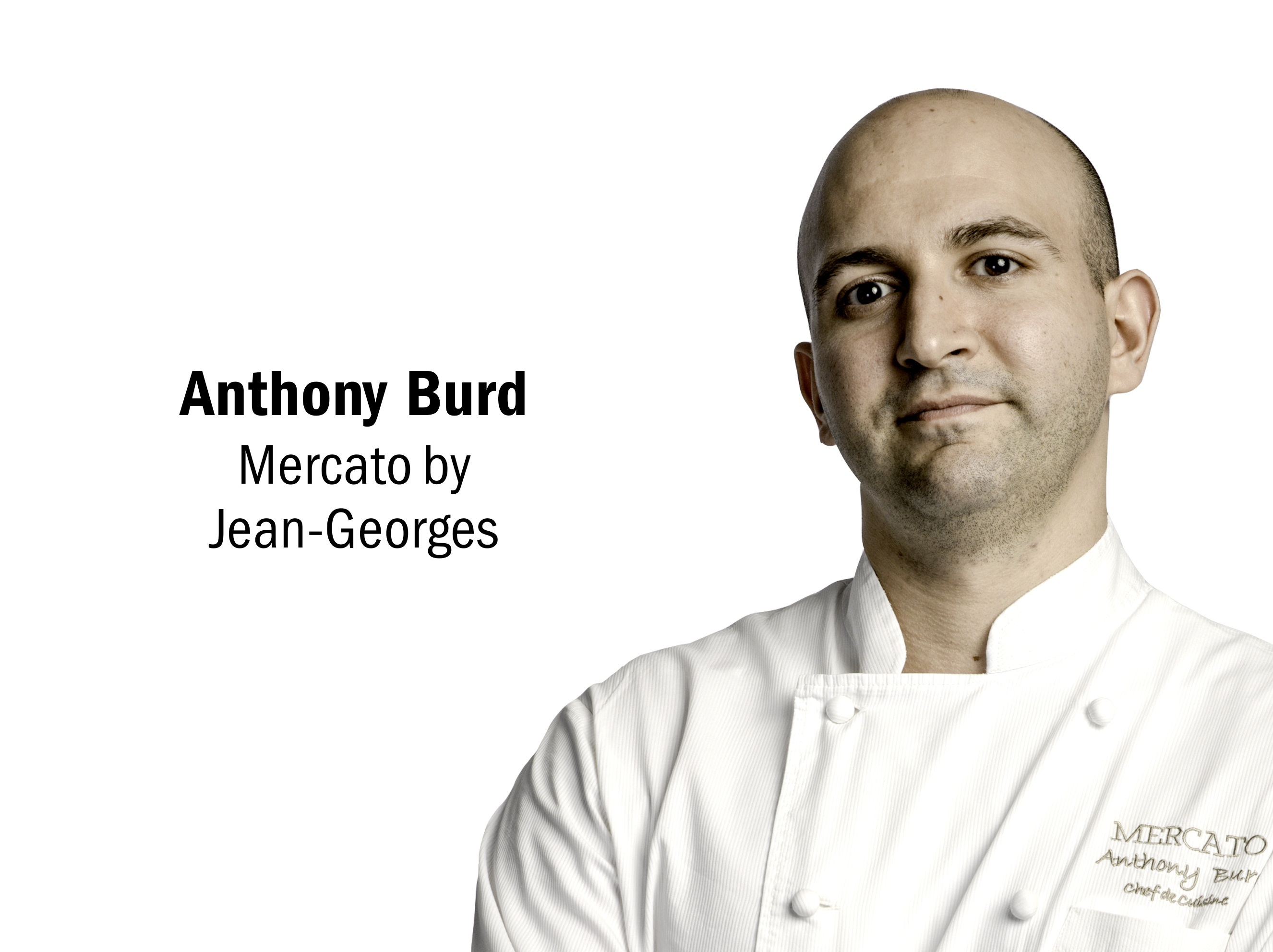 Chef Anthony Burd