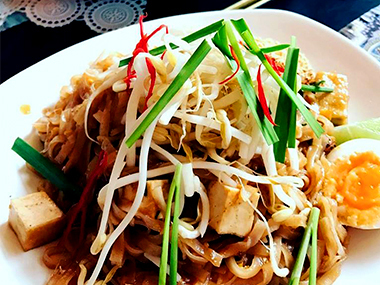 Pad Thai Cookie