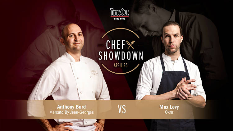Time Out Hong Kong Chef Showdown - Anthony Burd vs Max Levy