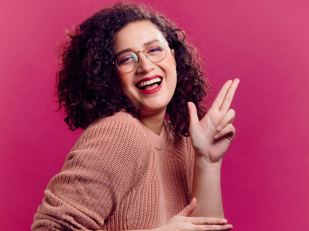 Rose Matafeo: Horndog Sydney Comedy Festival 2018 photo supplied