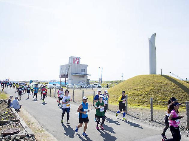 東北みやぎ復興マラソン