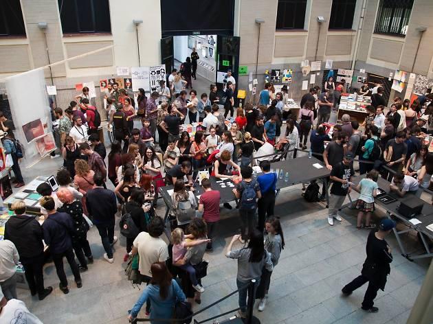 Libros Mutantes 2018. Madrid Art Book Fair