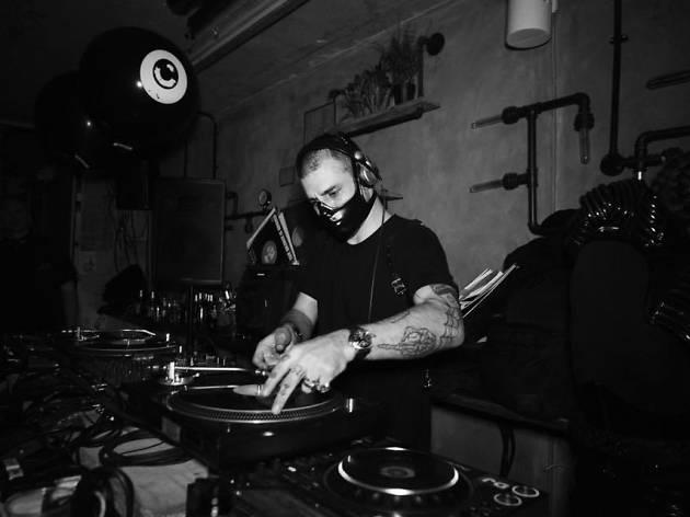 Ohrwurm presents DJ W!LD
