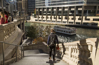 Mayor Emanuel wants to renovate the eastern portion of the Riverwalk