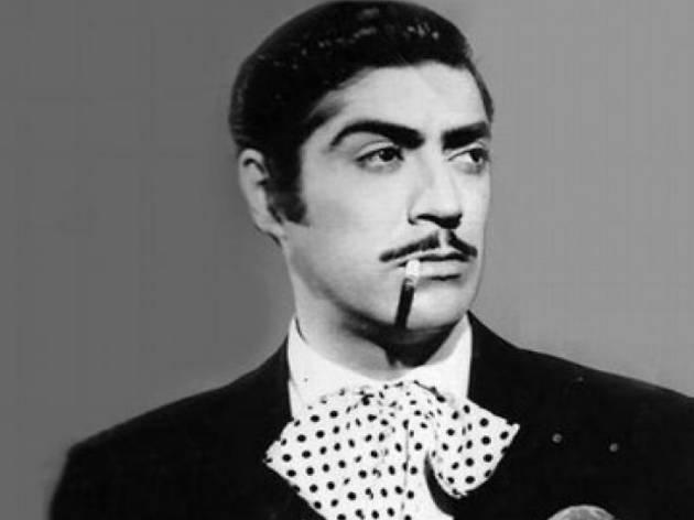 Ciclo de cine 100 años de Luis Aguilar