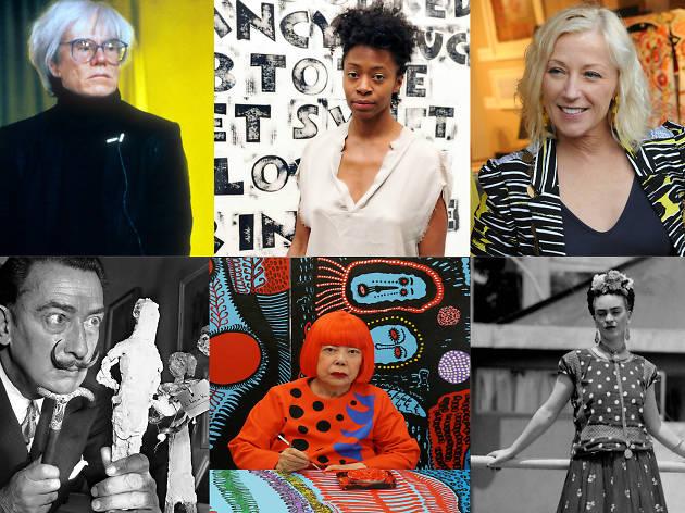 Las mejores frases sobre arte de artistas famosos