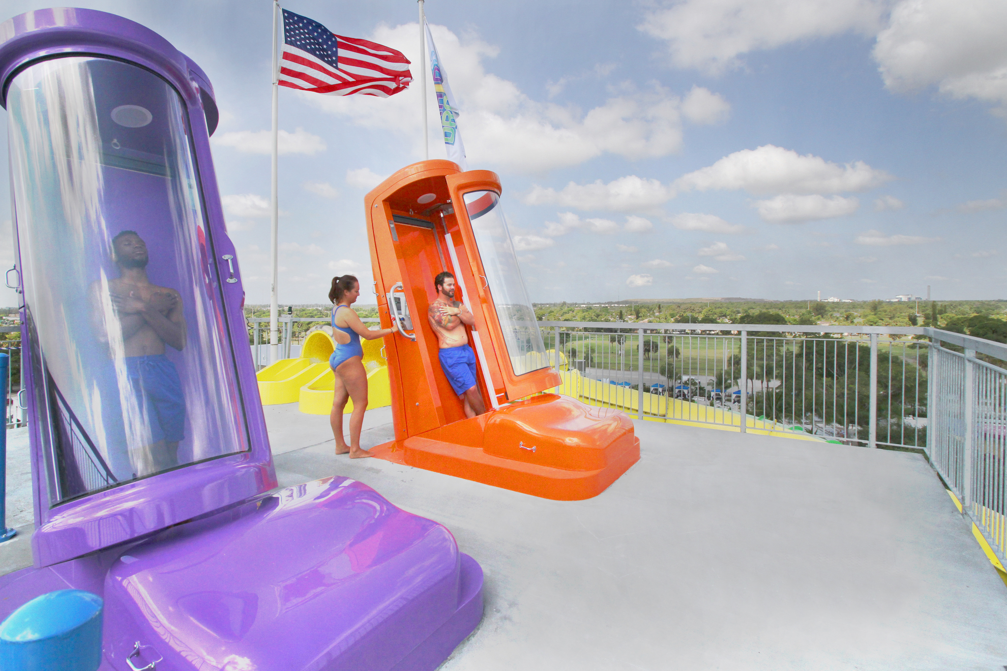 The best water parks in Miami