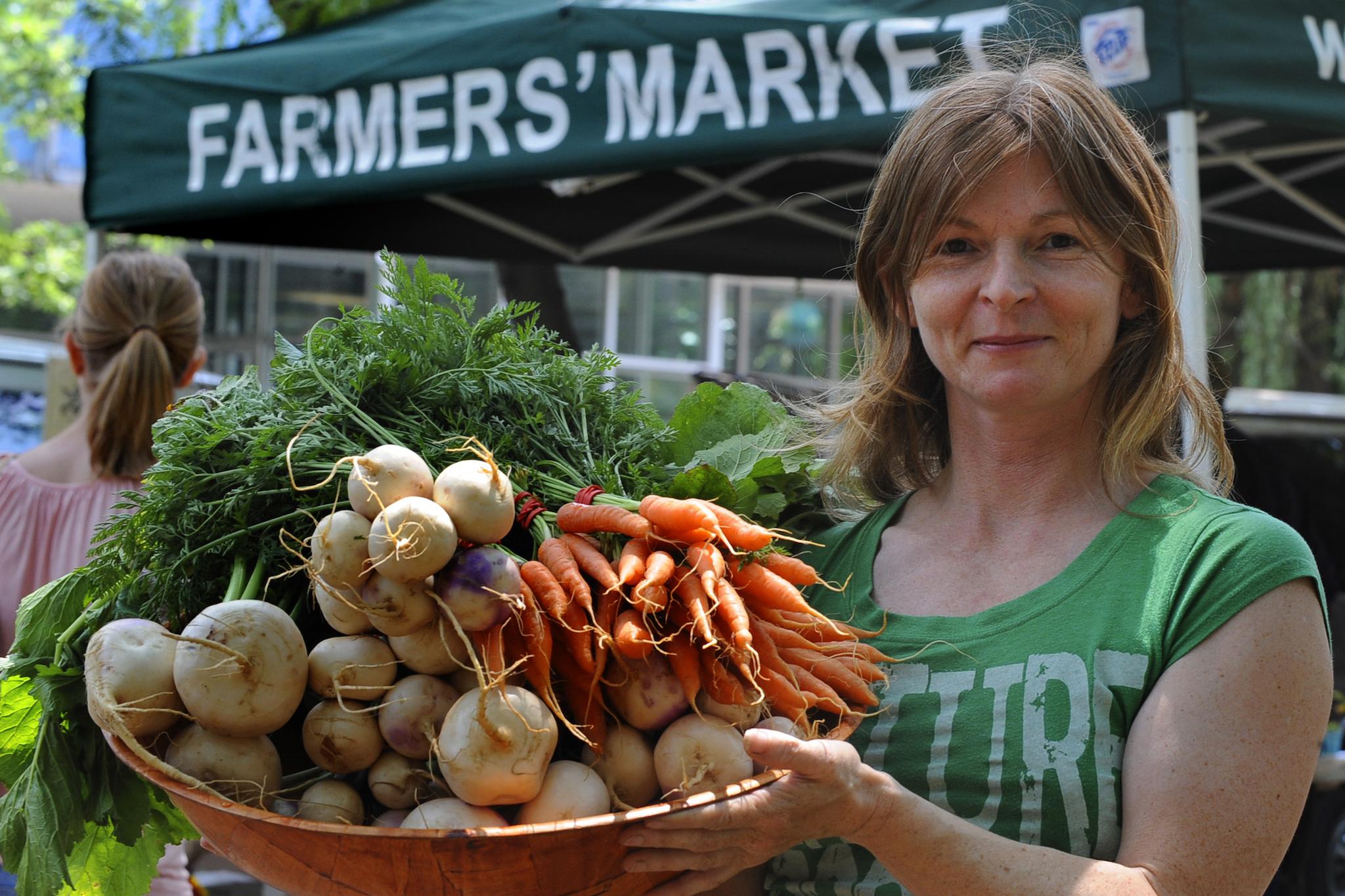Clark Park Farmers' Market is one of the best farmers' markets in Philadelphia