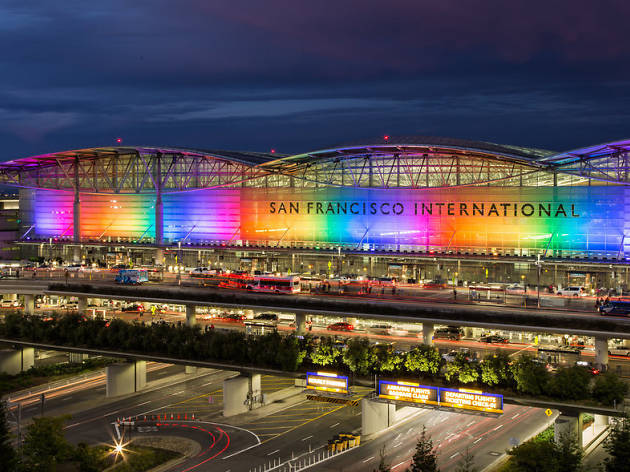 You can officially fly out of the Harvey Milk terminal at SFO