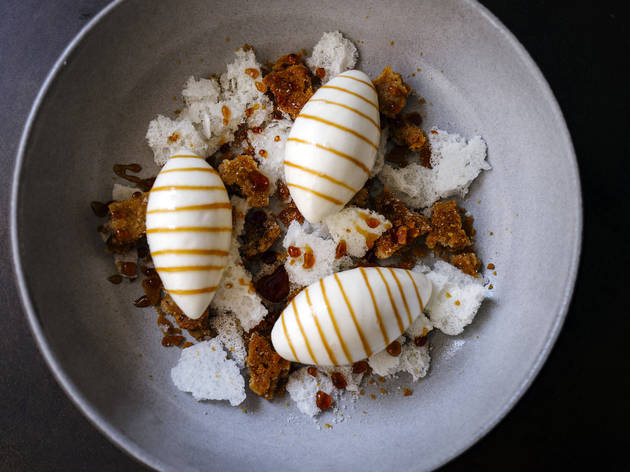 <p>Milk & Honey dessert</p>