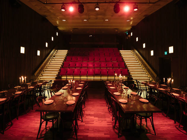 Restaurant Hubert Theatre Royale