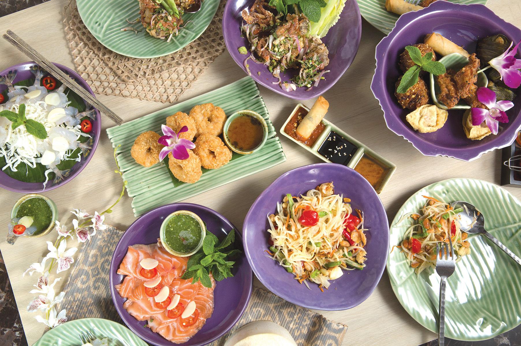 Nara Thai Cuisine︰曼谷人氣餐廳