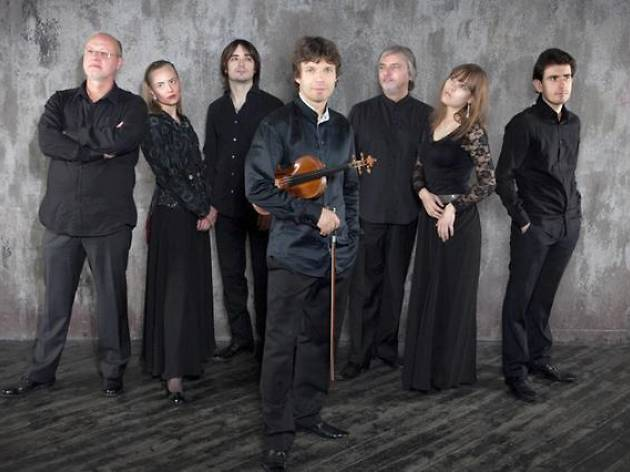 Russian Musical Chamber Ensemble Victoria