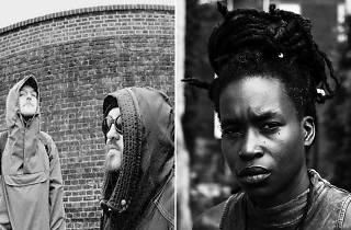 Zonal (The Bug + Justin Broadrick) & Moor Mother