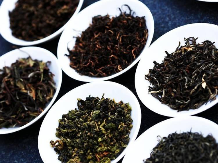 Leaf Tea Boutique