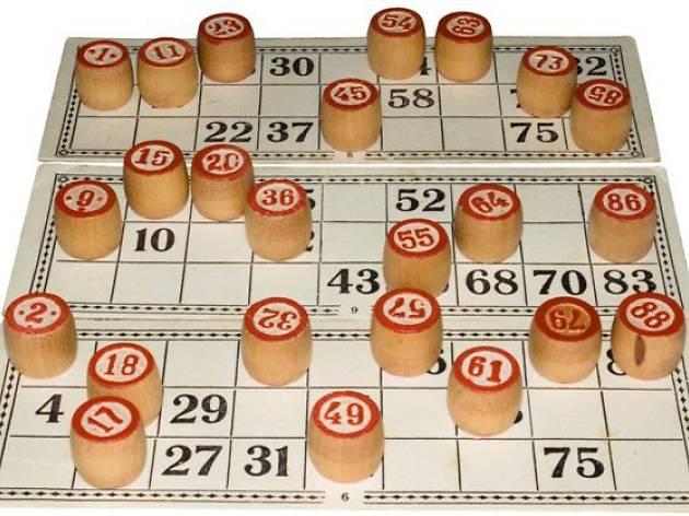 Uma jogatana no Bingo Belenenses