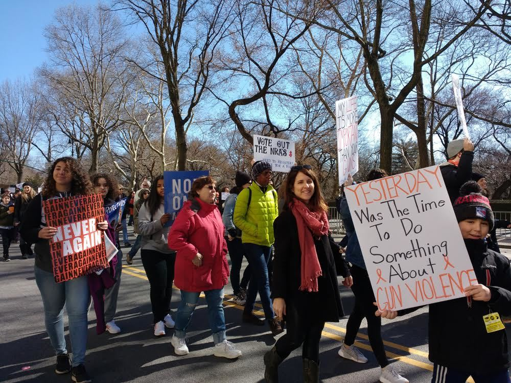 NYC students will protest gun violence with walkouts for a second time in 2018
