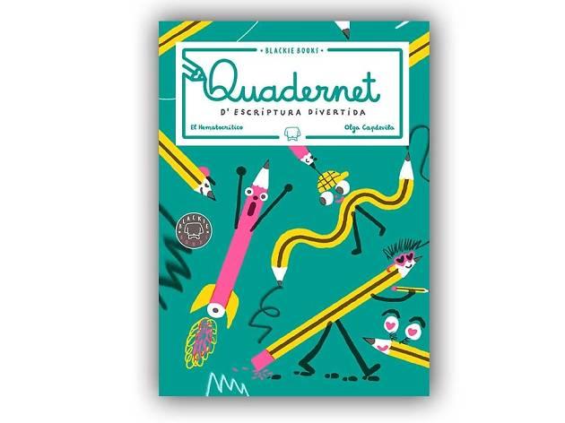 Quadernet d'escriptura creativa