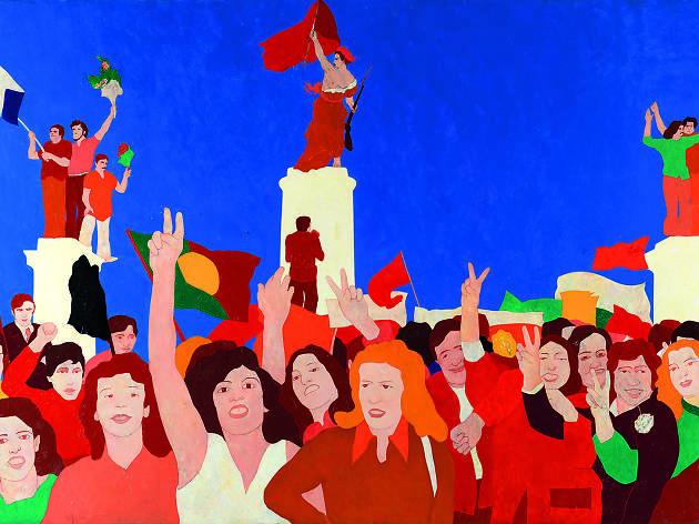 """""""Pós-pop. Fora do lugar-comum"""": os desvios da pop art na Gulbenkian"""