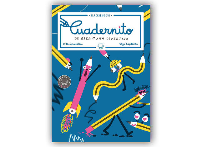 Cuadernito de escritura creativa