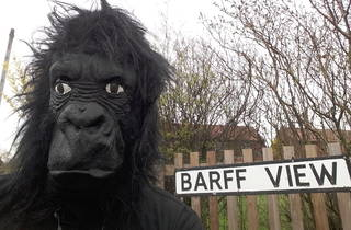 Mr Gorilla's guide to surviving the London Marathon