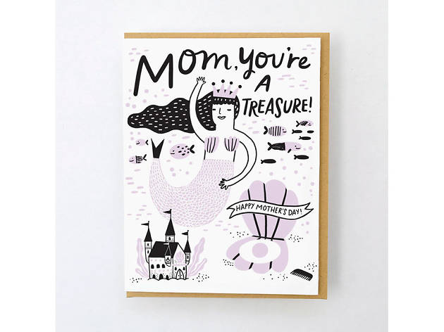 Hello Lucky Mother's Day card