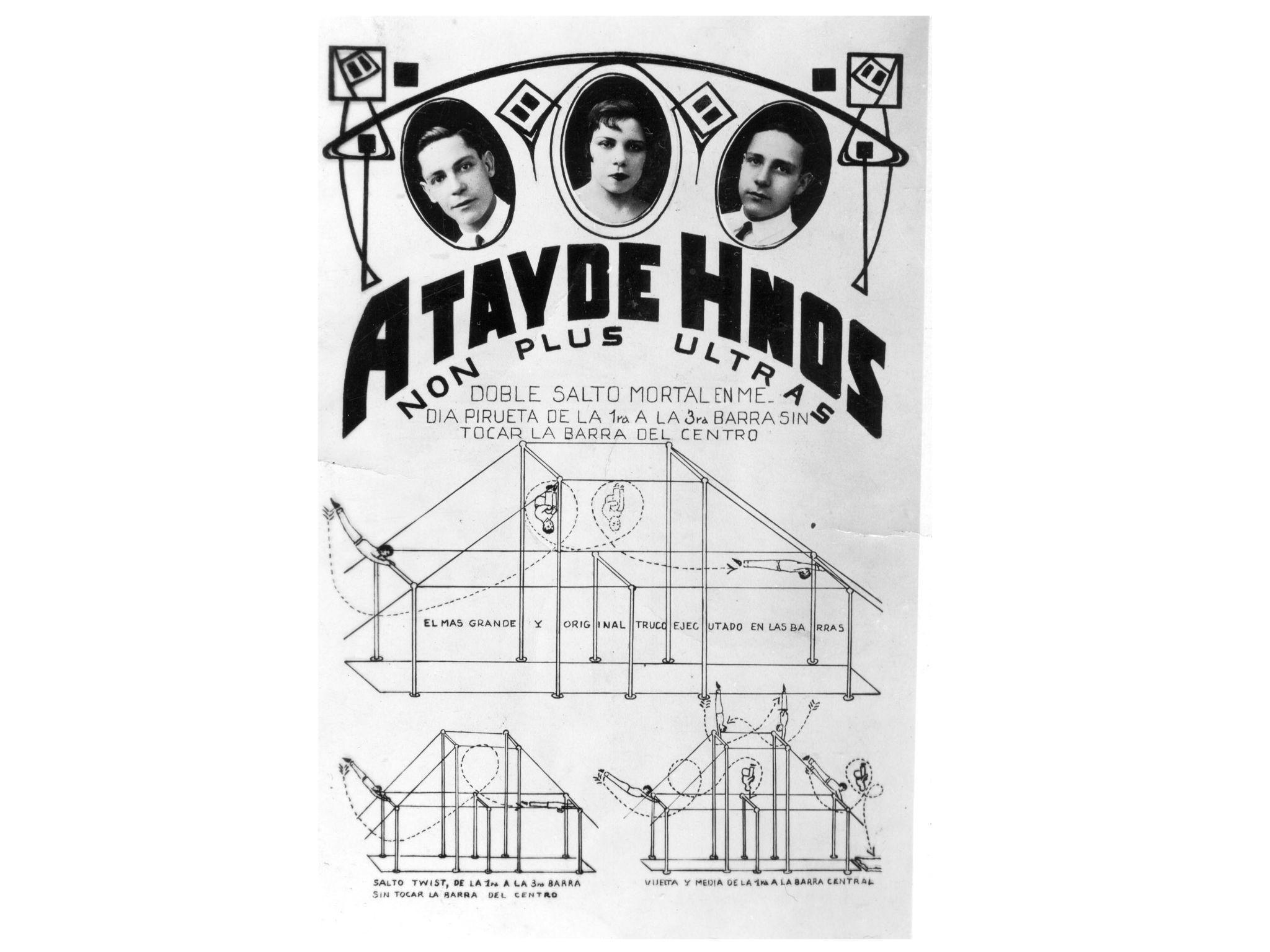 Truco del circo Atayde