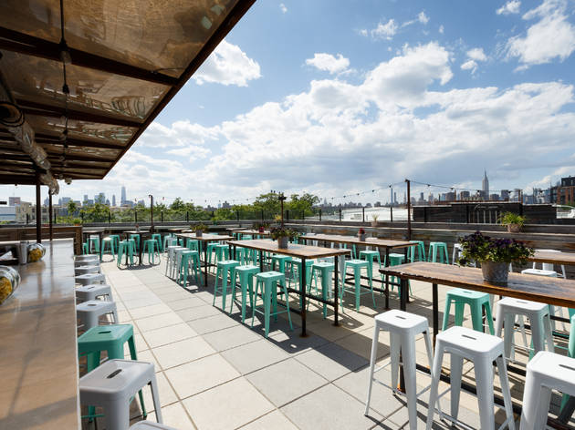 Best rooftop restaurants NYC families will love