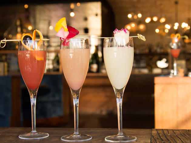 The Winery drinks