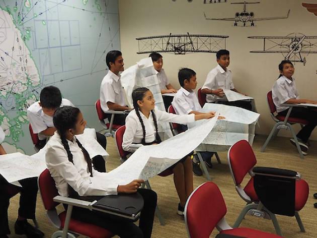 SG Aviation Training