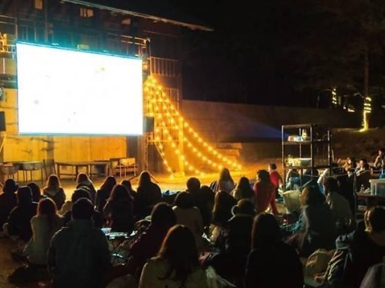 野外映画祭 2018