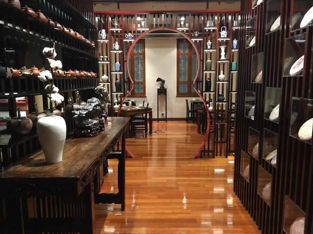 Lock Cha Tea Shop