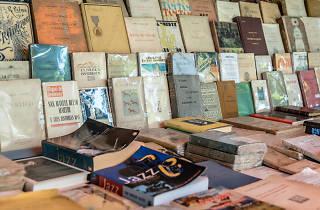 Libros Cuesta de Moyano
