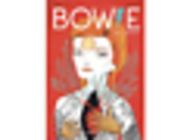 Bowie. Una biografía, María Hesse y Fran Ruiz