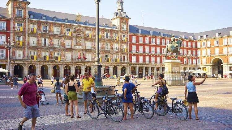 Madrid bicicletas