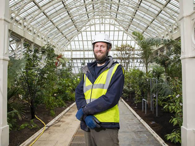 Scott Taylor Kew Gardens horticulturalist