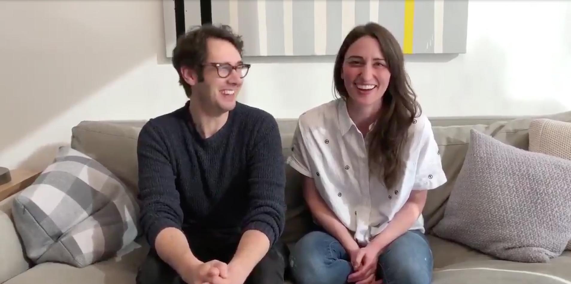 Sara Bareilles and Josh Groban will host the 2018 Tony Awards