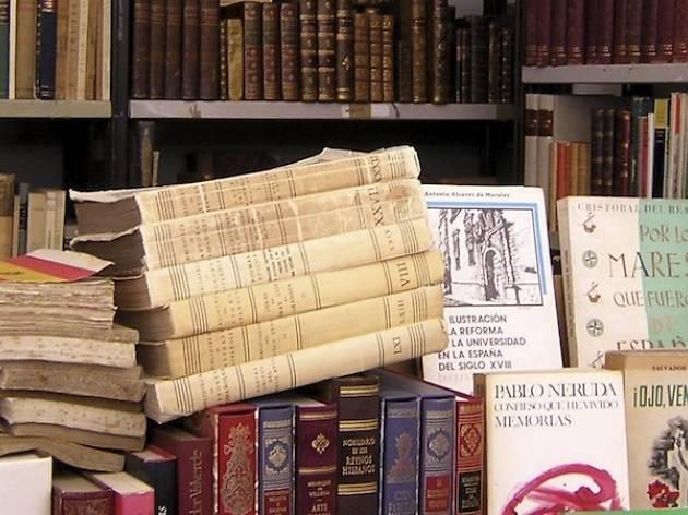 42 Feria del Libro Antiguo y de Ocasión de Madrid