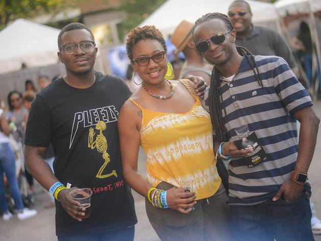 Hyde Park Brew Fest