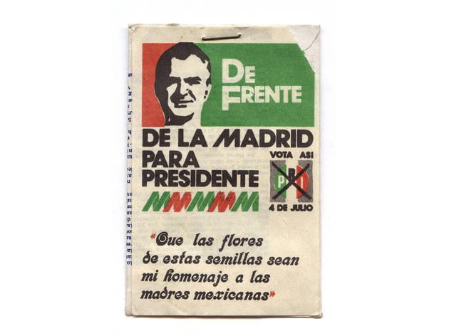 Ciudadanía, Democracia y Propaganda Electoral en México. 1910-2018